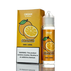 ORGNX E-Liquid - Orange - 60mL