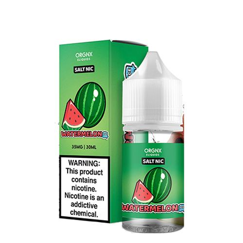 ORGNX Salt Nic - Watermelon ICE - 30mL