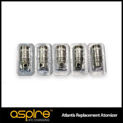 Aspire - Atlantis Sub-Ohm Replacement Coils (0.3Ω & 0.5Ω)