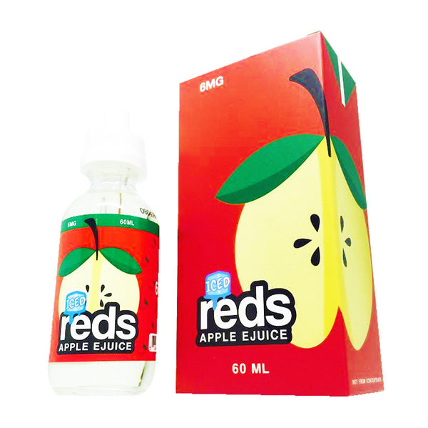 7Daze - ICE Red Apple - 60mL