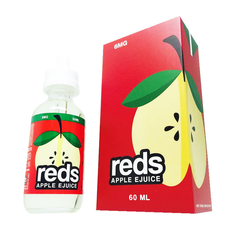 7Daze - Red Apple - 60mL