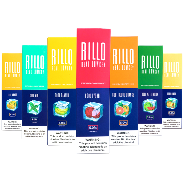 RILLO Pre-Filled Disposable Device