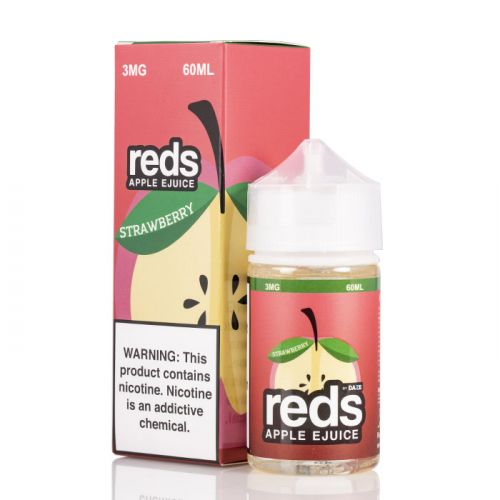 7Daze - Reds Strawberry - 60mL