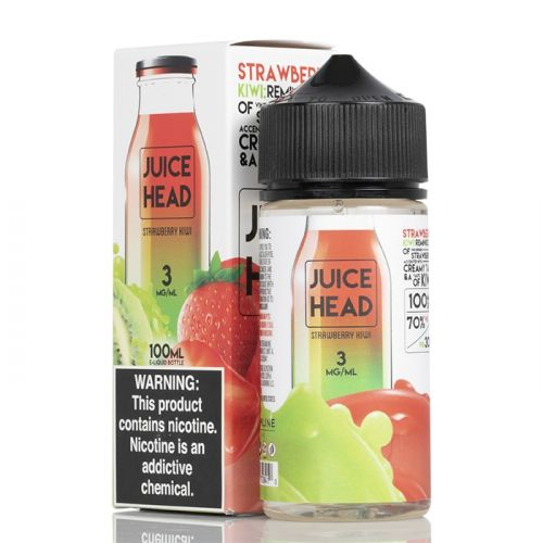 Juice Head - Strawberry Kiwi - 100mL