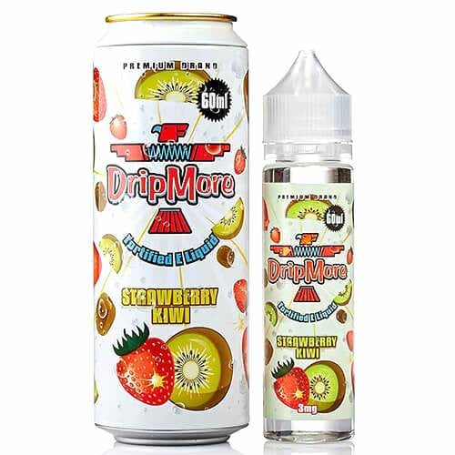 DripMore - Strawberry Kiwi - 60mL