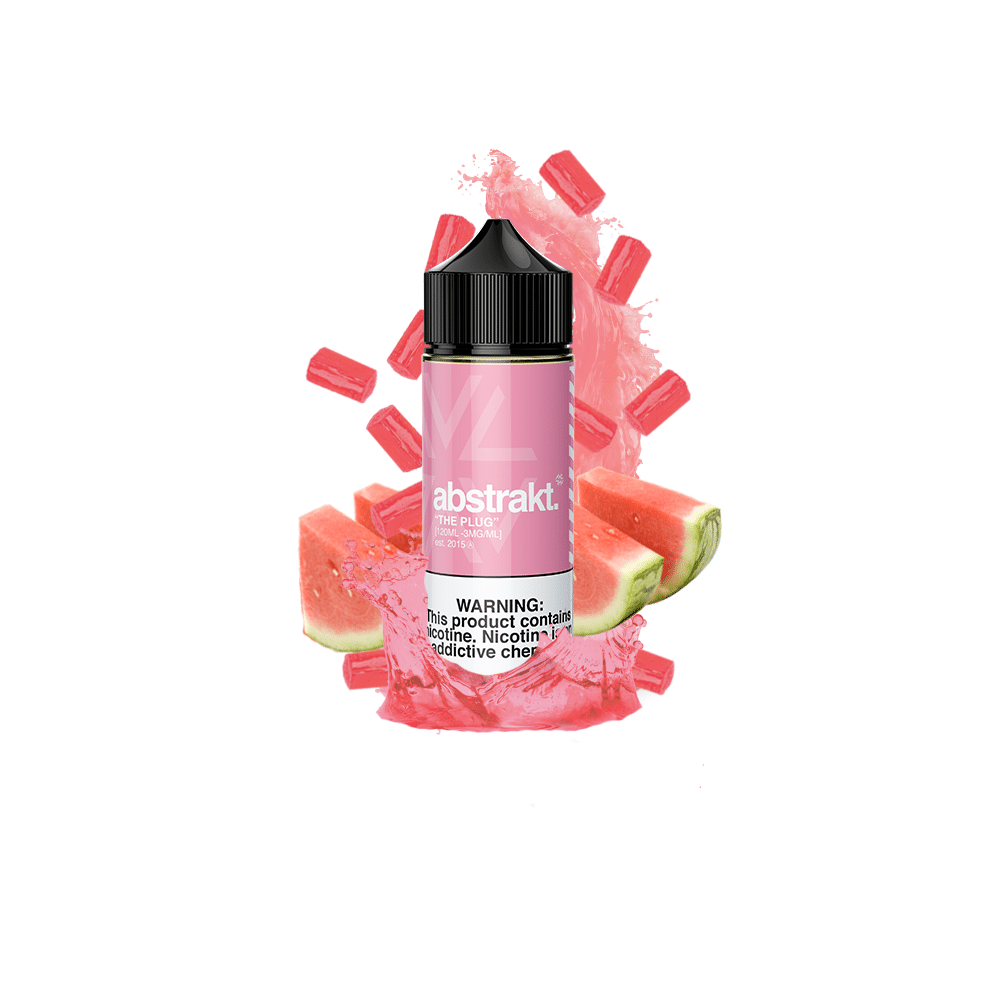 Abstrakt Vape Co. - The Plug - 120mL