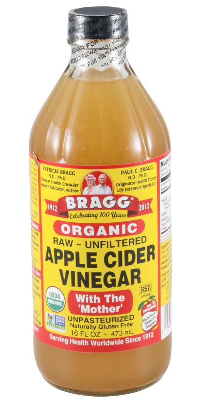 Apple Cider Vinegar -- Braggs