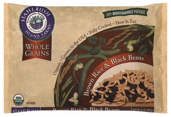 Black Beans & Brown Rice