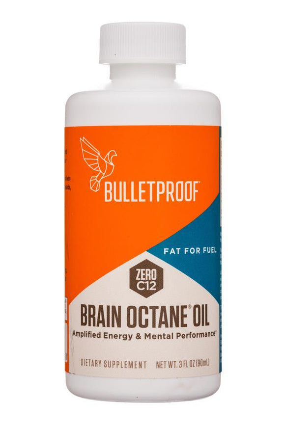 Smaill Brain Octane Oil