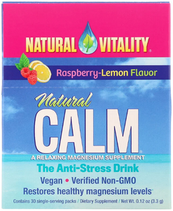 CALM Magnesium Packets