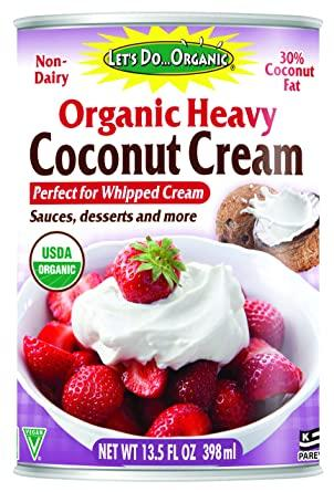 Coconut Heavy Cream
