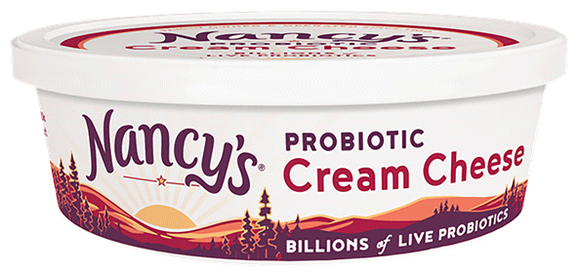 Nancy's Probiotic Cream Cheese