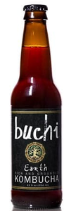 Earth: Roasted Roots Kombucha -- Buchi Brand
