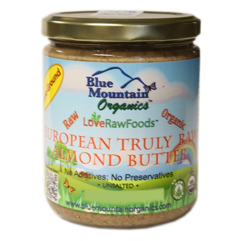 European Truly Raw Almond Butter