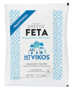 Feta -- Greek Sheep & Goat's Milk Feta