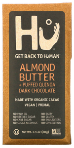 HU Chocolate -- Almond Butter Quinoa