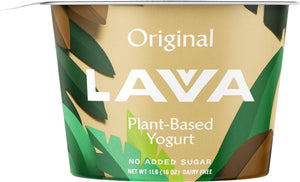 Plant-Based (Coconut) Yogurt
