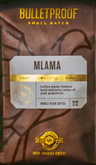 Mlama Single Origin Premium Bulletproof Coffee