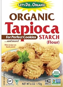 Organic Tapioca Starch -- Let's Do Organic