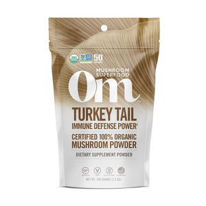 Turkey Tail Mushroom Powder