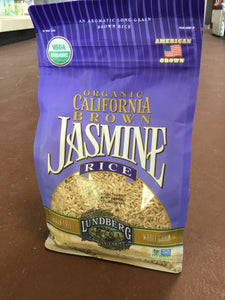 Jasmine Brown Rice