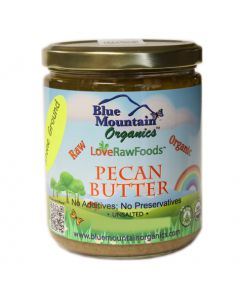 Pecan Butter Blue Mountain Organics