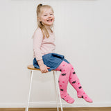 Kids Black Cat Cotton Tights