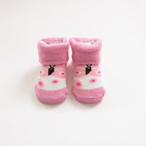 Butterfly Baby Booties