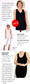 PAULA RYAN ESSENTIALS Easy Fit Singlet - Long - Micromodal - Paula Ryan