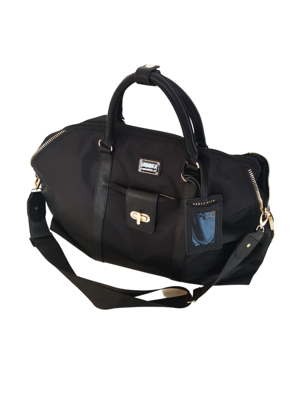 PAULA RYAN Side Zip Travel Bag - Paula Ryan