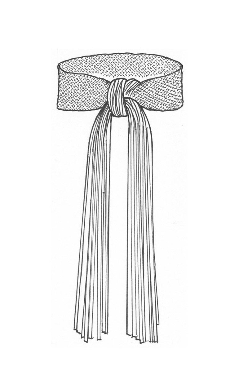 PAULA RYAN Macrame Belt - Paula Ryan