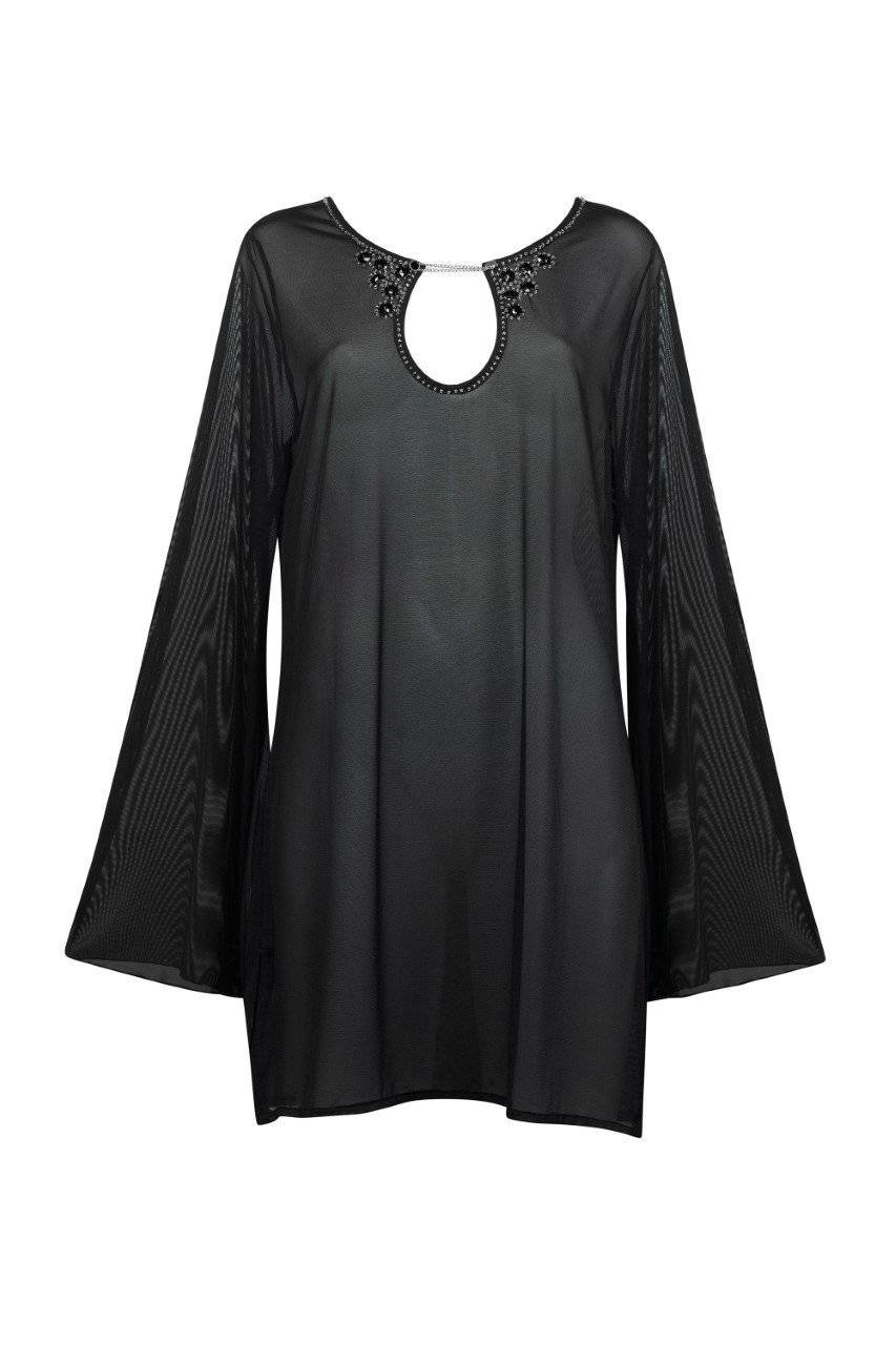 PAULA RYAN Beaded Kaftan - Paula Ryan