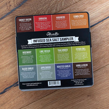 Load image into Gallery viewer, Infused Sea Salt Sampler