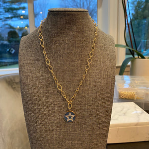 Star-chain necklace - Charmed Life Jewelry