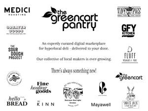 The Green Cart Pantry Gift Card