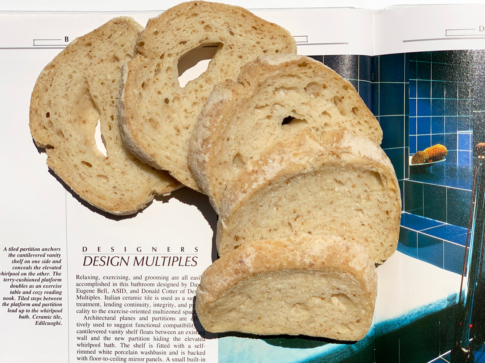 French Loaves (GF) - Sliced