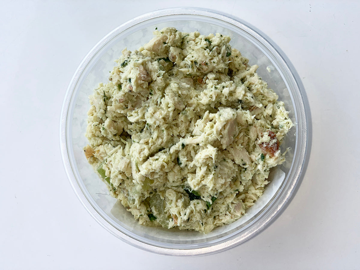 Basil Chicken Salad