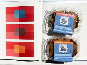 The Sourdough Project crackers in two seasonal flavors