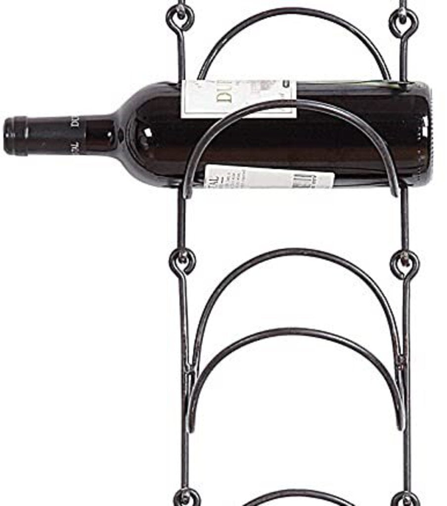 Metal Wine Holder-Set of 2