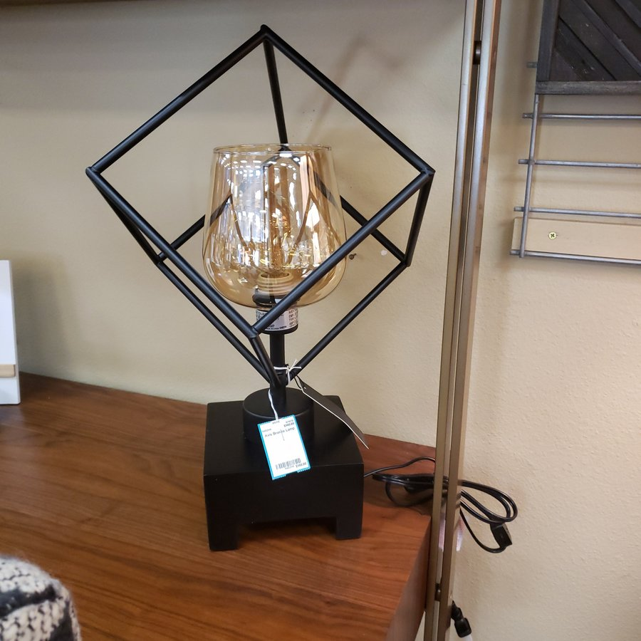 Axis Bronze Lamp