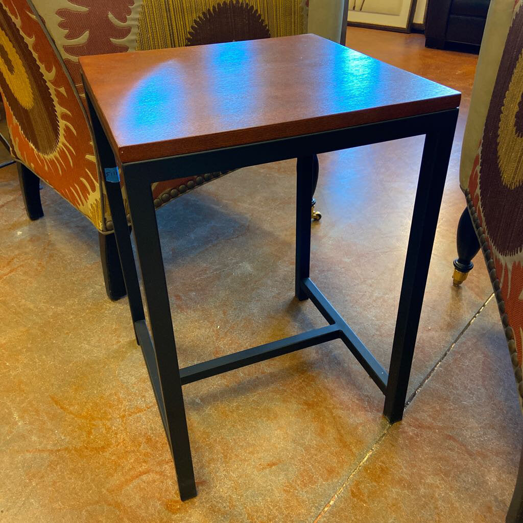Small Square Side Table/Plant Stand
