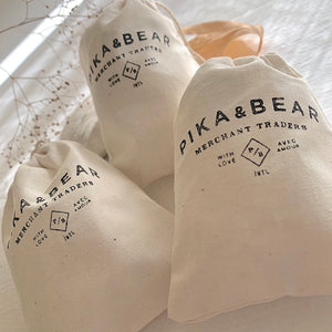 Pika and Bear Gift Packaging