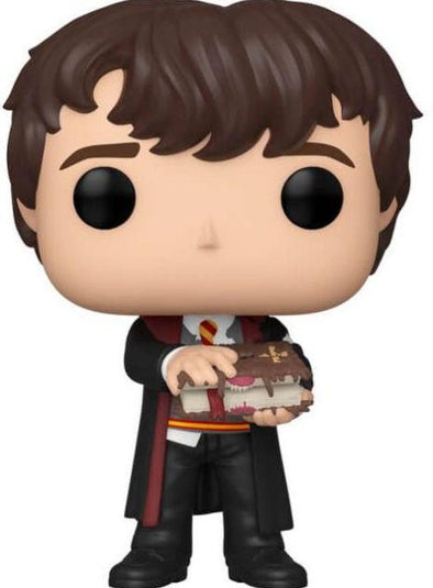 Harry Potter - POP!  Neville w/Monster Book
