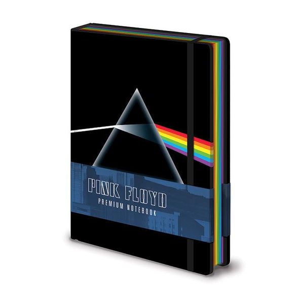 Pink Floyd - Notebook The Dark Side Of The Moon Popstore