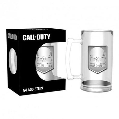 Call of Duty - Caneca Logo Metal Popstore