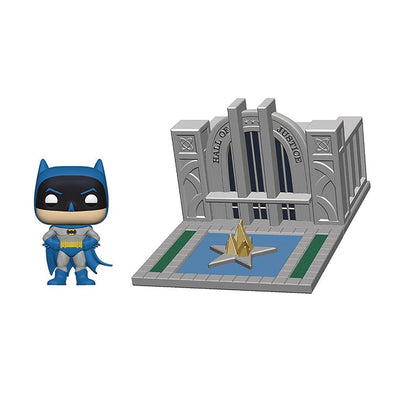 Batman - POP! With The Hall of Justice FUNKO