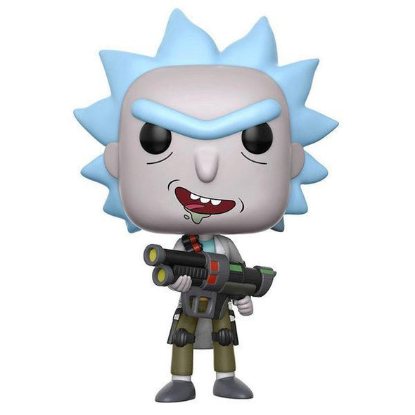 Rick And Morty - POP! Weaponized Rick *Chase* *Sem Selo* FUNKO