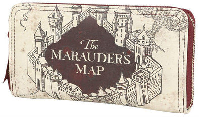 Harry Potter - Carteira Marauder's Map