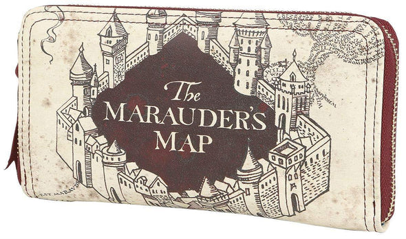 Harry Potter - Carteira Marauder's Map Popstore