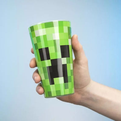 Minecraft - Copo Creeper Popstore